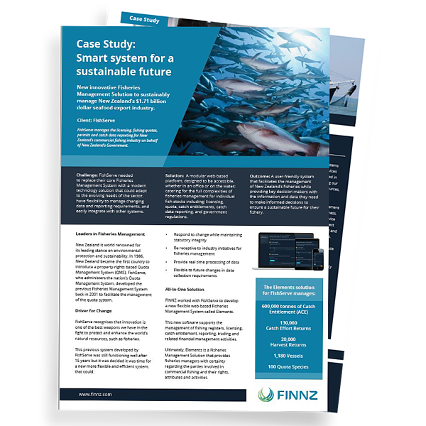 FishServe Case Study Cover